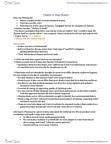 HLTB21H3 Chapter Notes - Chapter 8: Max Joseph Von Pettenkofer, Gastroenteritis, Gesellschaft Deutscher Chemiker