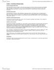 SOC 202 Chapter Notes - Chapter 2: Industrial Revolution