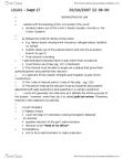 LS101 Lecture Notes - Habeas Corpus, Declaratory Judgment, Mandamus