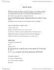 PHIL 203 Lecture Notes - Lecture 2: Modus Ponens, Correspondence Theory Of Truth, Strong Programme