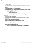 HLTH 101 Mid-term notes 2011