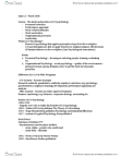 Psychology 2060 Lecture Notes - Army Beta, Army Alpha, Hawthorne Effect
