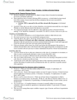 ACC 522 Chapter Notes - Chapter 1: Canadian Business, Cash Flow