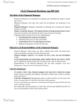 MGTA02H3 Chapter Notes - Chapter 12: Capital Structure, Financial World, Revolving Credit