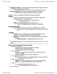 BUS 254 Chapter Notes - Chapter 1: Finished Good, Total Quality Management, Business Process