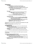 BUS 254 Chapter Notes - Chapter 2: Quality Control, Iso 9000, Statistical Process Control