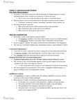 ECON 212 Chapter Notes - Chapter 1: Normative Economics, Shortage, Constrained Optimization