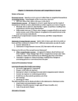 ACTG 3110 Study Guide - Midterm Guide: Weighted Arithmetic Mean, Comprehensive Income, Current Asset