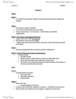 BIOB10H3 Lecture Notes - Nitrogenous Base, Starch, Cholesterol