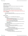 KIN104 Lecture Notes - Type I And Type Ii Errors, Statistical Significance, Joint Mobilization