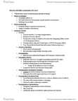 GEO 301 Lecture Notes - The Home Depot, Canadian Tire, Sobeys
