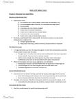 MOS 2275 Midterm 1 Notes (Mark: 95%)