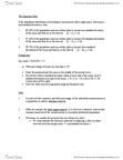 Statistical Sciences 2035 Chapter Notes -Coefficient Of Variation, Interval Estimation, Standard Deviation