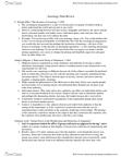SOC-UA 1 Study Guide - Final Guide: Marshall Sahlins, Gina Kolata, Gananath Obeyesekere