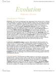 BIOL359 Study Guide - Midterm Guide: Tephritidae, Bird Louse, Molecular Phylogenetics