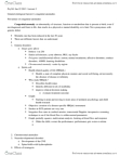 PSY341H1 Study Guide - Congenital Disorder, Chromosome Abnormality, Mortality Rate