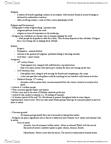 GEOG 100 Chapter Notes -Lynn Townsend White Jr., Genius Loci, Earth Religion