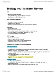 Biology 1001A Study Guide - Midterm Guide: Dna Polymerase, Single-Nucleotide Polymorphism, Dna Replication