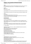 INTST 101 Lecture Notes