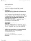 PSYB01H3 Chapter Notes - Chapter 6: Random Assignment, Longitudinal Study, Repeated Measures Design