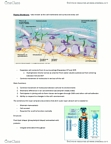 KINE 2011 Lecture Notes - Cell Adhesion Molecule, Lipid Bilayer, Cystic Fibrosis
