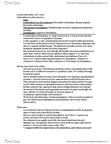 SOSC 1430 Lecture Notes - Indirect Rule, Eurocentrism, Encomienda