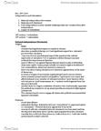 SOSC 1430 Lecture Notes - Social Class