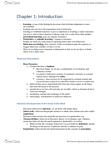 PSYC 2330 Chapter Notes - Chapter 1: Hermann Ebbinghaus, Tabula Rasa, Pineal Gland