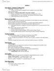 Geography 2090A/B Study Guide - Midterm Guide: Project Gemini, Lunar Orbiter Program, Apollo Lunar Module