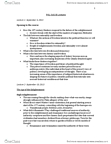 POL 3102 Lecture Notes - Perpetual Peace, Rational Basis Review, Liberal Democracy