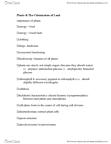 BIOL 1011 Study Guide - Final Guide: Pollen Tube, Phloem, Vascular Cambium