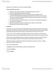 HISC14 Study Guide - Comfort Food, Enclosure, Syphilis