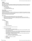 ADM1300 - Archibald - Fall 2013 - Notes for Midterm