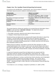 BU387 Chapter Notes - Chapter 1-12: Comprehensive Income, Current Asset, Measurement Uncertainty