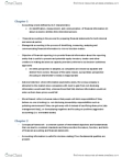 BU387 Chapter Notes - Chapter 1-6: Consignee, Retained Earnings, Free Cash Flow