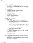 ANT204H5 Lecture Notes - Human Behavior, Unearth