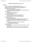 MGTA04/MGTA02 Lectures 1-4 Notes