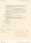 [Exam Tutorial] ECO206 Term Test 1 Topic 2 Related Past Test Question Solutions