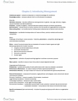 GMS 200 Study Guide - Midterm Guide: Organizational Effectiveness, Learning Organization, Crisis Management