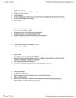 PS101 Lecture Notes - Lecture 2: Transcranial Magnetic Stimulation, Thalamus, Brainstem