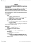 Kinesiology 1088A/B Chapter Notes -Cognitive Ergonomics