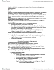 Kinesiology 1088A/B Study Guide - Final Guide: Clive Wearing, Gastrocnemius Muscle, Blood Test