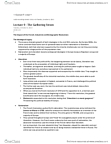 HIS241H1 Lecture Notes - Lecture 9: Young Europe, Industrial Revolution, Gangrene