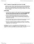 GEO 106 Chapter Notes -Vaughan Mills
