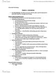 PSY100H1 Study Guide - Countertransference, Attachment Theory, Aboriginal Peoples In Canada