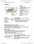 PSL300H1 Lecture Notes - Cell Adhesion, Glut1, Glycolipid