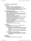 ANTHROP 1AA3 Chapter Notes - Chapter 4: Maternal Death, Weaning, Paleopathology