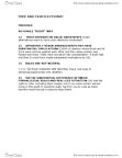 POL112H5 Lecture Notes - Enumerated Type, Financial Statement, Elections Canada