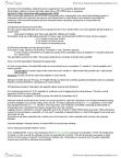 BIOA01H3 Study Guide - Midterm Guide: Chromosome, Helicase, Semi-Continuity