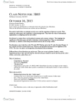 POLSCI 3B03 Lecture Notes - Richard Stubbs, Neoliberalism, Crony Capitalism